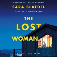 THE LOST WOMAN by Sara Blaedel Read by Christine Lakin - Audiobook Excerpt