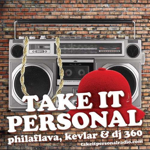 Take It Personal Podcast (Ep 5: Respect The Architects)