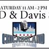 The D & Davis Show w/ Joe Gagliano
