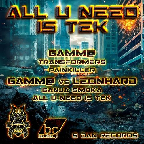 ALL U NEED IS TEK EP [5DAN RECORDS]