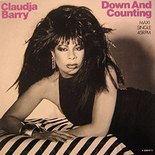Claudja Barry - Down And Counting (Gratts' Down And Talking Dub)