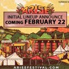 ARISE Interview w/ KGNU for the Initial Lineup Announce on FEB 22!
