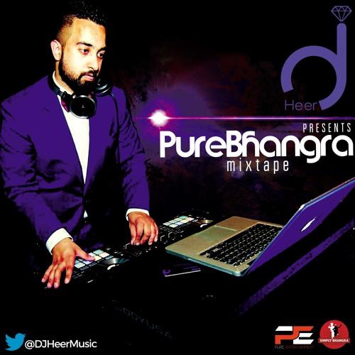 DJ HEER - Pure Bhangra Mixtape
