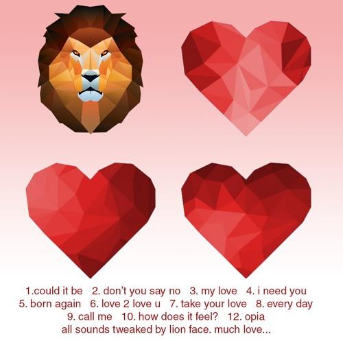 LF Valentines Day Tape - 3 - MY LOVE