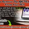 How to Remove the KNCTR Adware from Your PC?