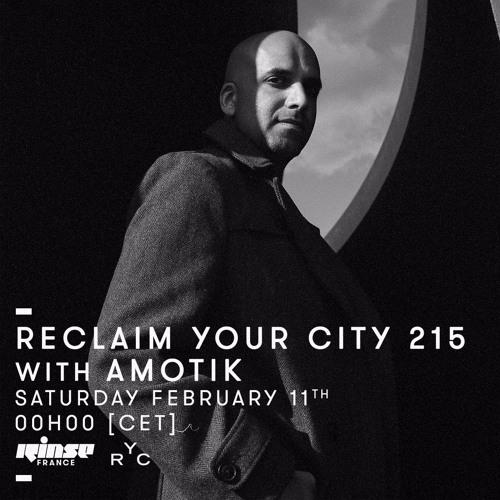 Reclaim Your City 215   Amotik