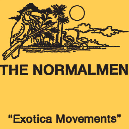 [EAS014] The Normalmen - Exotica Movements