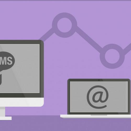 Email marketing e SMS: um duo de virtuoses