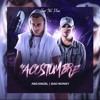 Ya Me Acostumbre Arcangel Ft Bad bunny (cover audio)