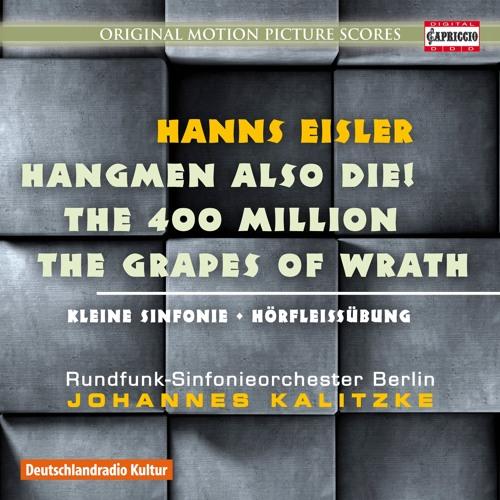 Eisler: Film Music Scores
