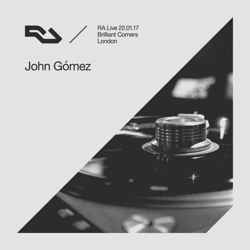 RA Live - 22.01.17 John Gomez at Brilliant Corners