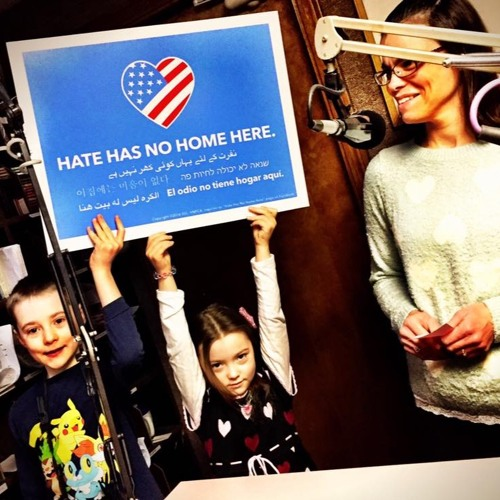 MyFM In The Morning - Mendy Tarkowski's The Hate Has No Home Here Project