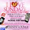 DJ TWIZZO LIVE AT I LOVE SUNDAZE 2.12.16 • EARLY WARM (R&B • SOUL • SINGERS