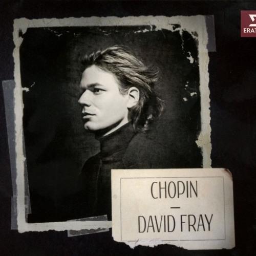Il pianista 14/2/2017 David Fray - Chopin