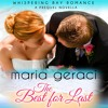 The Best For Last by Maria Geraci, Narrated by Carly Robins