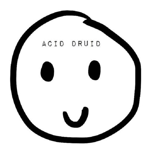 Acid Druid - Backwards Dreams Forever In Time