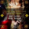 Fatboy Slim, Riva Starr & Beardyman - Eat, Sleep, Rave, Repeat (WILL B Bootleg) FREE DOWNLOAD