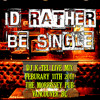 DJ K-Tel I'd Rather Be Single - Live Morrissey Pub 20170211