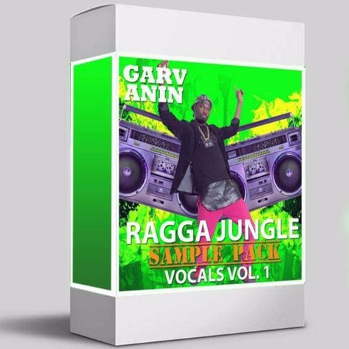 Garvanin - RAGGA JUNGLE (SAMPLE PACK) [VOCALS VOL 1 DEMO
