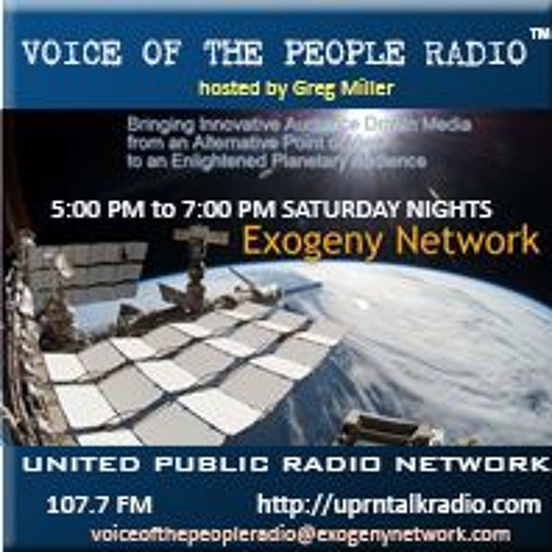 Voice  Of  The  People Tuesday Edition Gregory Miller Feb 14 2017