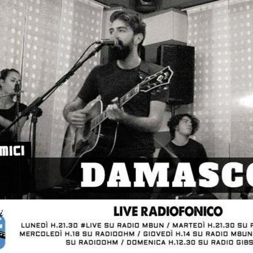 5x9 - #4amici - Damasco