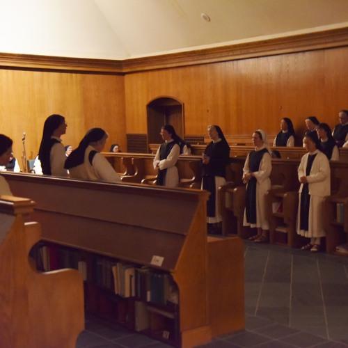 Compline: Evening Prayer at the Monastery