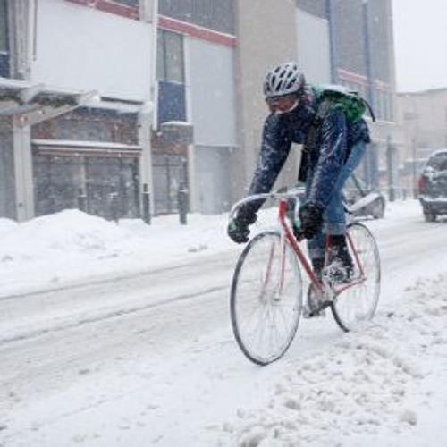 Chronique - Étienne Grandmont - Le vélo d'hiver au Québec