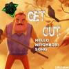 GET OUT [HELLO NEIGHBOR SONG] - DAGames
