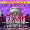 TZN Events presents - Back 2 The Colosseum - Special Guest DJ Scott Brown - MC's G-Force & Stompin