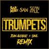 Sak Noel & Salvi Ft Sean Paul - Trumpets (Juan Alcaraz & Sane Remix)