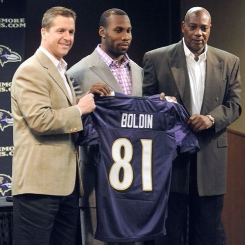 Ravens Go In With The Old, Out With The New