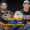 WWE Mashup- Seth Rollins and John Cena The second Superman