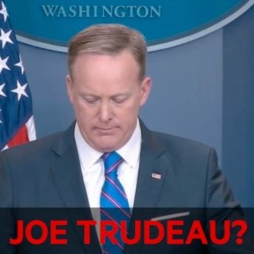 This Is How Sean Spicer Can Remember Justin Trudeau's Name