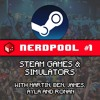 NerdPool #1 - Steam Games, Truck Simulator PTSD, Zombie Hunts, Netflix highlights