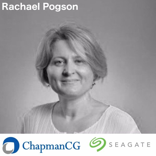 Seagate Technology, Rachael Pogson - Part 1 - Spearheading Transformation Change (Graham Tollit)