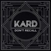 K.A.R.D - Don`t Recall COVER
