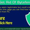 How To Get Rid Of Bytefence.com?