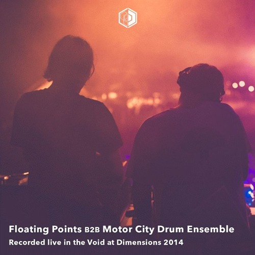Floating Points & MCDE at Dimensions Festival 2014 - 31.08.14