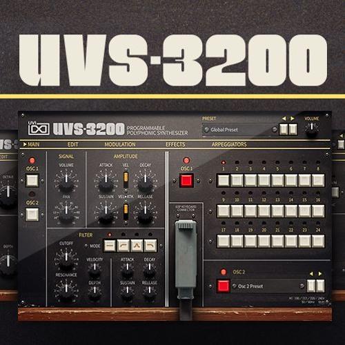 UVS-3200 By Torley