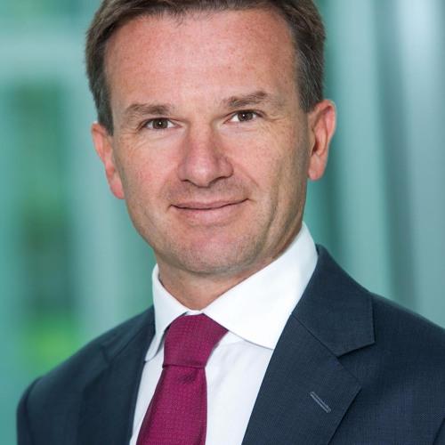 Martin Roy CEO Reed Exhibitions Österreich Eröffnet Die Bauen Und Energie 2017