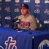 Jay Bruce on trade rumors, playing 1st base