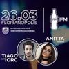 FÃS DE MUSICA COCA COLA FM FESTIVEL FLORIPA