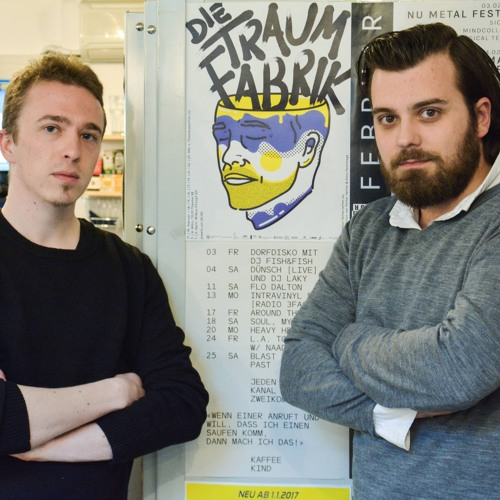 Stooszyt: Die Traumfabrik - retten und flüchten