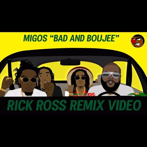 Bad And Boujee (Rick Ross Remix) by FILNOBEP | FILNOBEP | Free