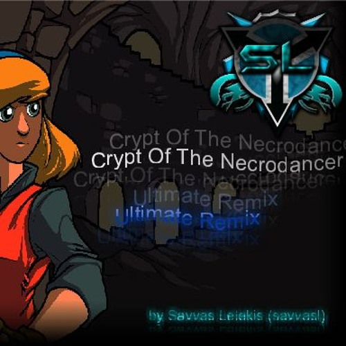 Crypt Of The Necrodancer Ultimate Remix Zone 3 - 1 Cold Lighter Edition