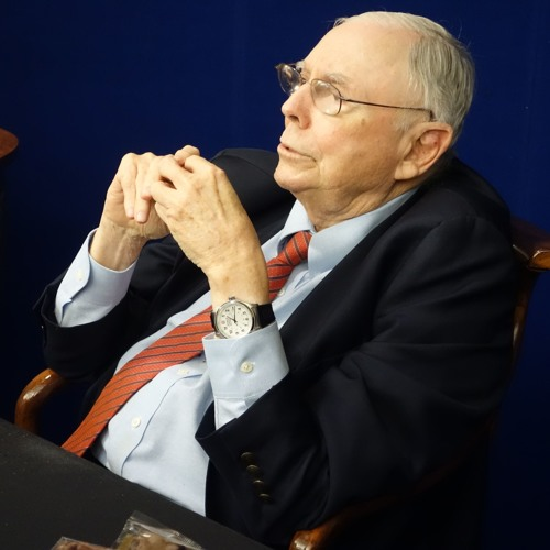 Charlie Munger: Daily Journal Meeting 2017