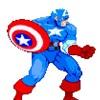 Marvel Vs Capcom - Captain America Theme - Gameboy remix