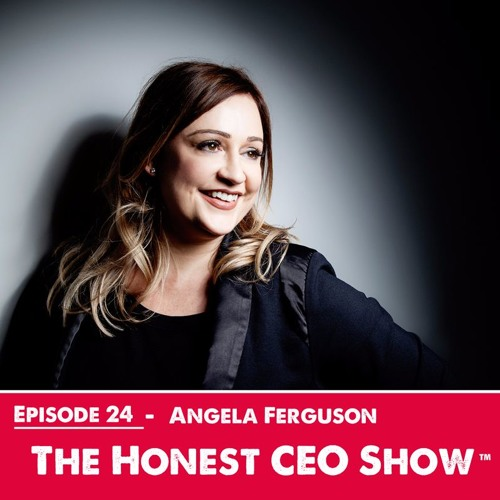 Ep 24. Angela Ferguson MD of leading interior and architectural workplace design firm, Futurespace
