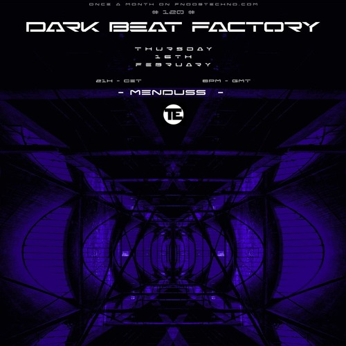 Dark Beat Factory #120 - Menduss