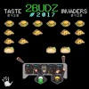 2Budz - Taste Invaders [Exclusive Premiere]